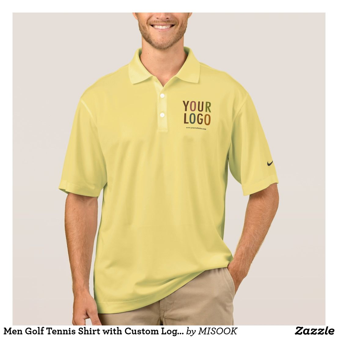 Men Golf Tennis Shirt With Custom Logo No Minimum Men S Custom