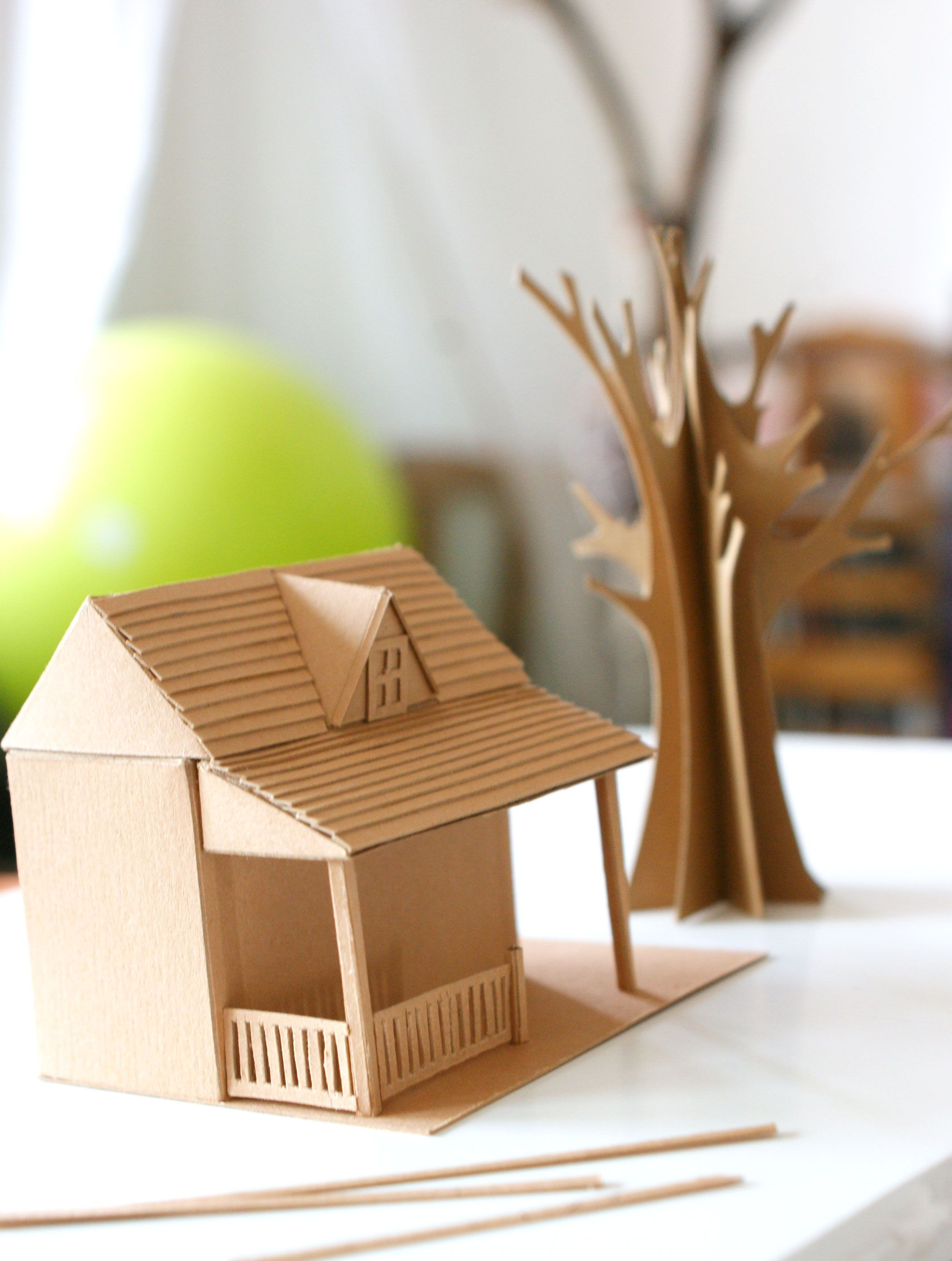 Paper house pinteres paper house more jeuxipadfo Image collections