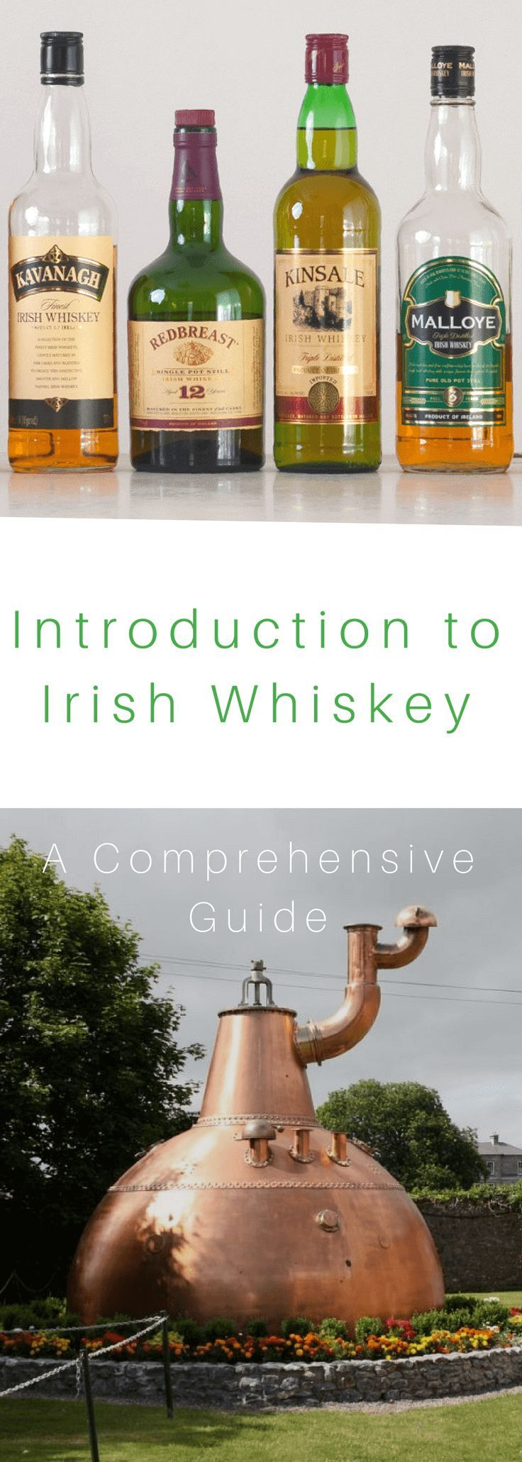 Introduction To Irish Whiskey - A Comprehensive Guide