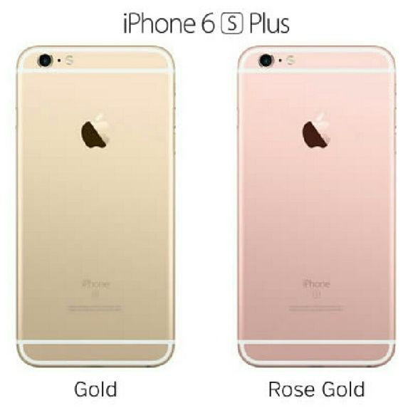 Major Iso Gold Or Rose Gold Iphone 6 Plus Willing To Trade