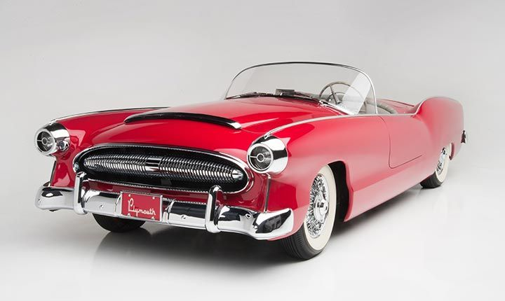 1954 Plymouth Belmont | (Photo: Barrett-Jackson)