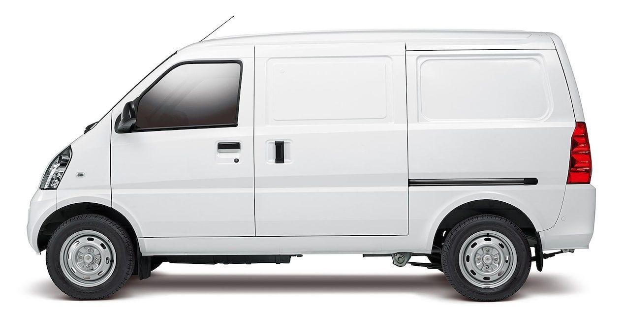 Chevrolet N300 Lateral De Tu Van De Carga Ingenieria Letras