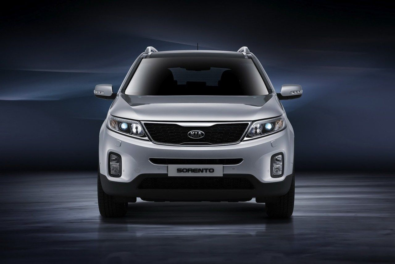 2013 Kia Sorento (European Version)