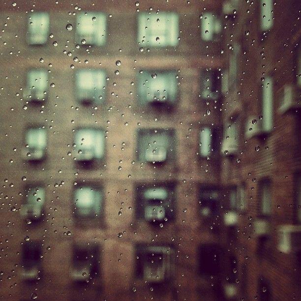 Al otro lado de la ventana.