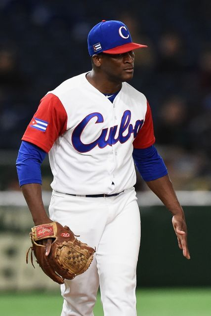 World Baseball Classic Cuba Vs Australia World Baseball Classic Baseball Cuba