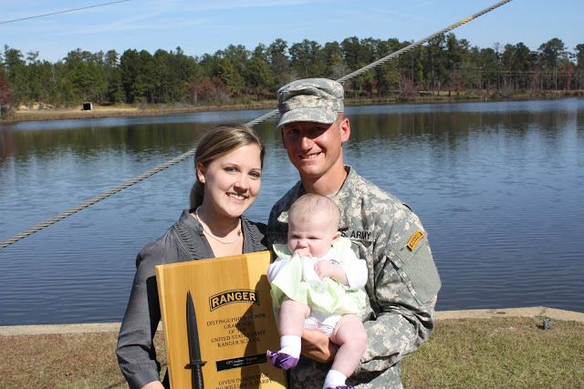 true life: i'm a ranger school wife -- graduation. - on Keep Calm and Soldier On