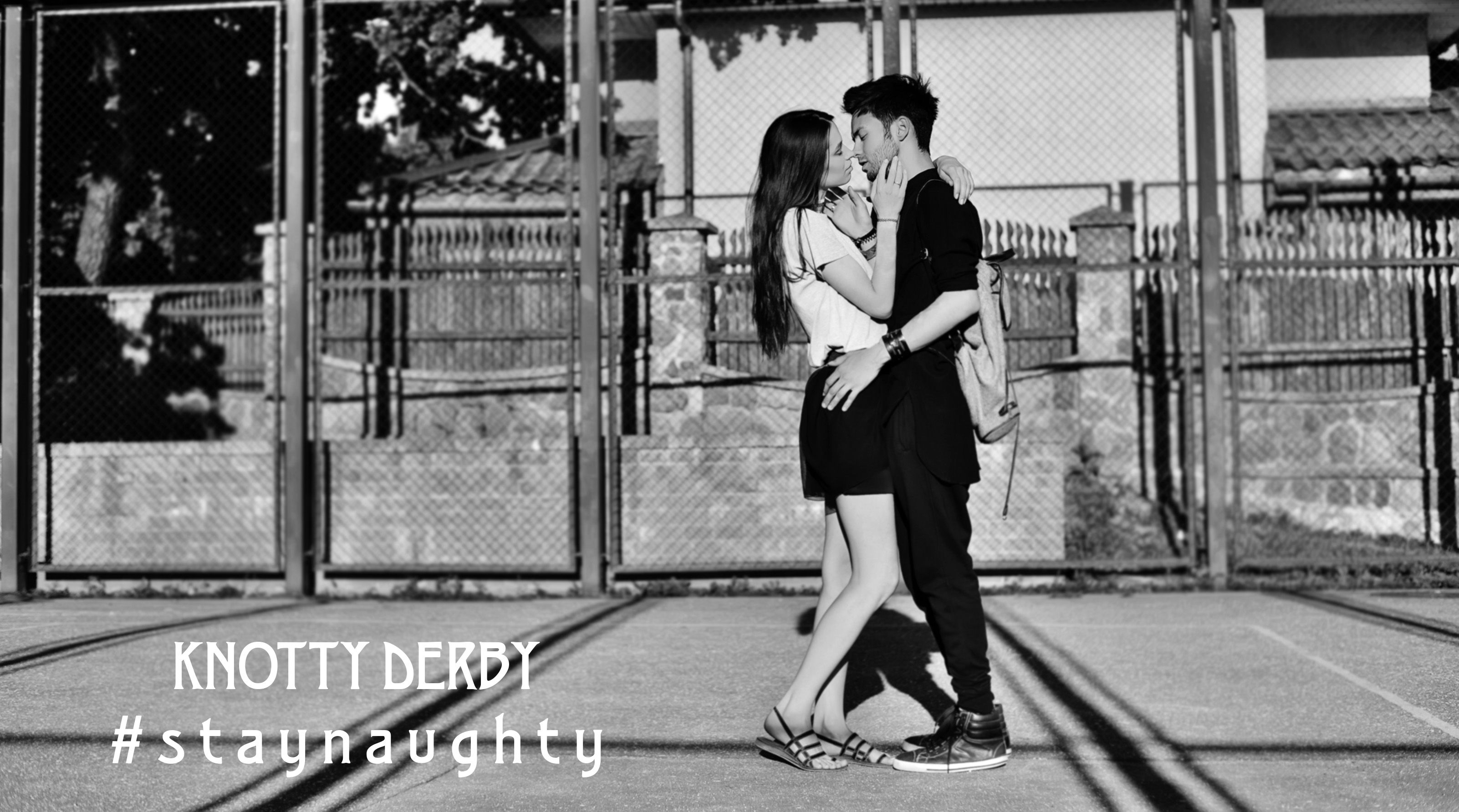 Knotty Derby | #staynaughty | Coolest footwear collection