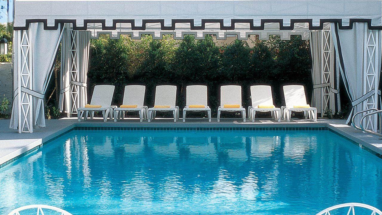 Palm Springs Luxury Resort News Accolades Viceroy Palm Springs Hotel Cabana Design Palm Springs Spa Palm Springs