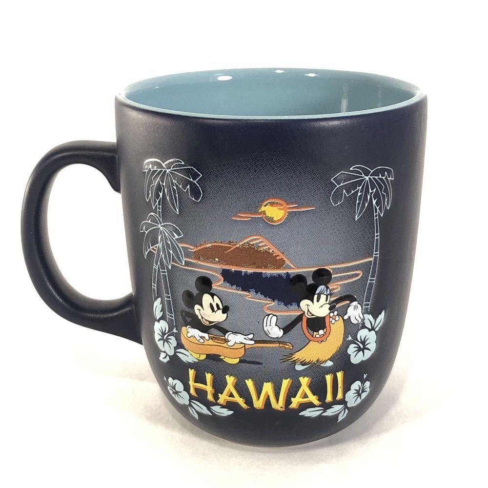 Store Coffee Hula Hawaii Disney Minnie Tea Mickey Aloha Mouse Mug 35AL4jRq