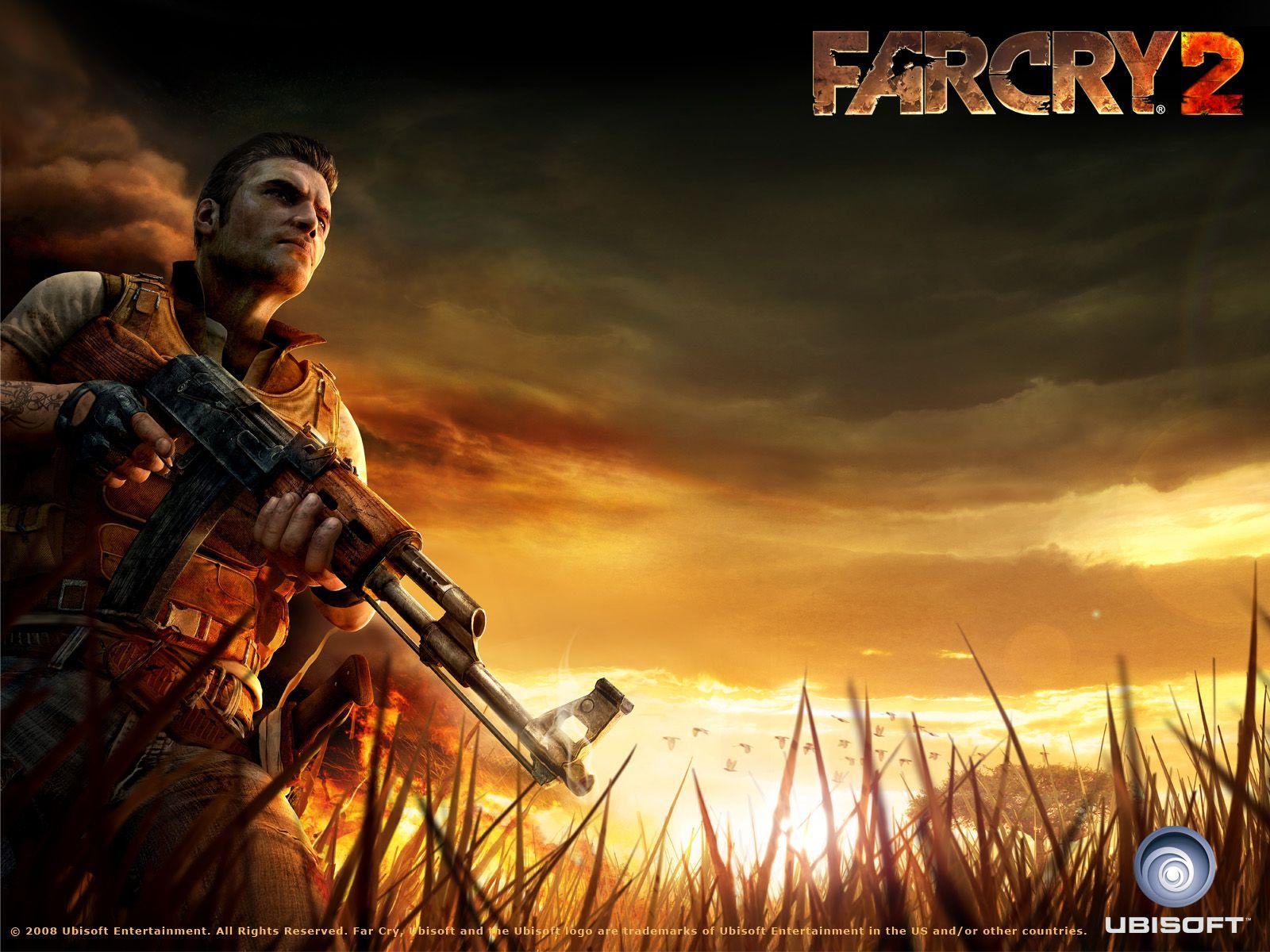Free Far Cry 2 Pc Game Computer Desktop Wallpaper Gaming