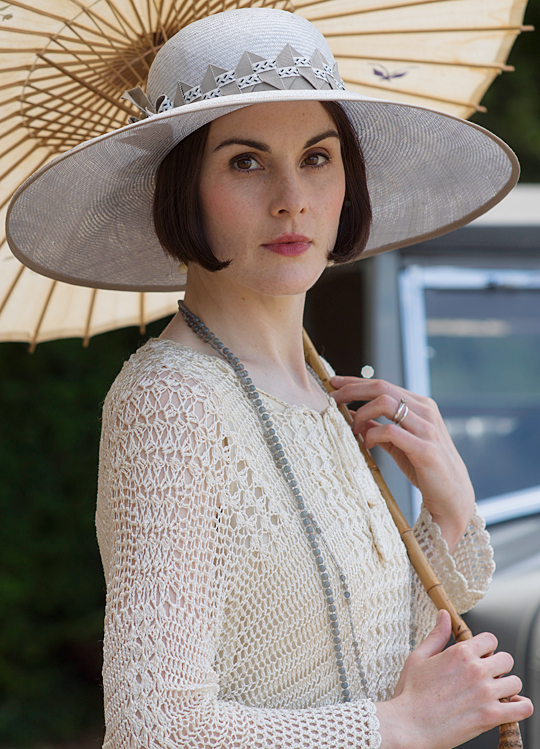 """you-had-me-at-downton: """" Michelle Dockery as Lady Mary Crawley, Christmas Special """""""
