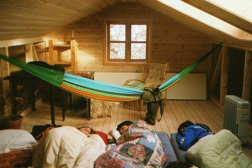 How fun would this be to have...sadly my attic is only a crawl space