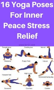 16 yoga poses for stress relief  stress relief yoga for