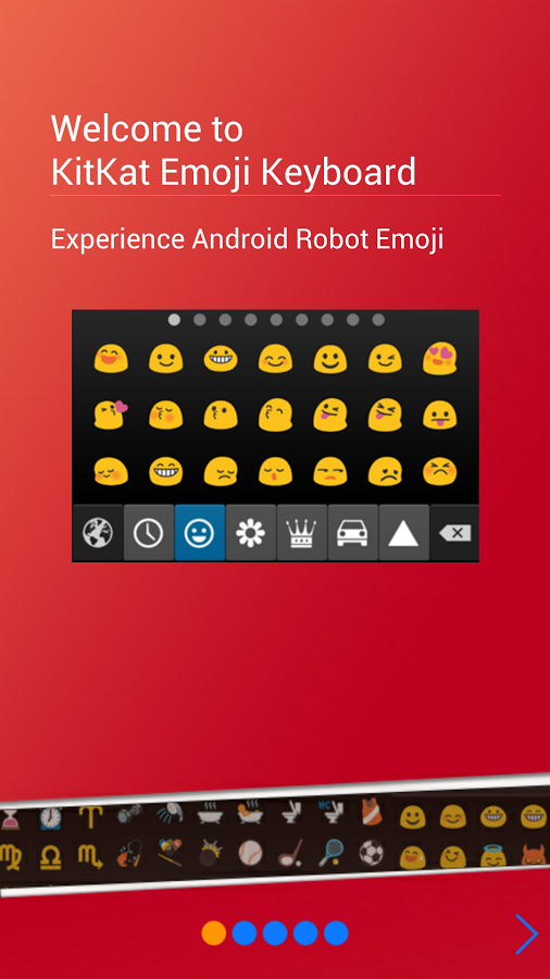 Kit Kat Emoji Keyboard 4 4 V1 0 2 Apk Requirements 2 0 And Up Overview Kitkat Emoji Keyboard Android Kitkat Emoji Keyboard App Emoji Keyboard Android Emoji