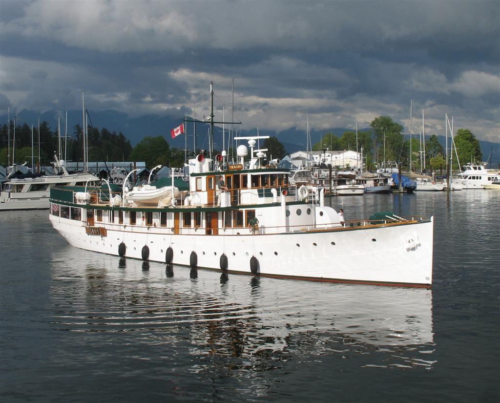 Thea Foss Vessel