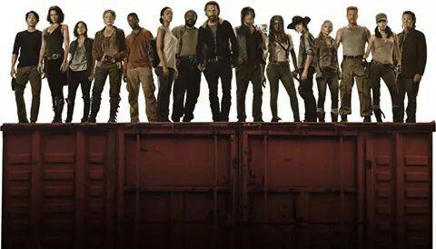 The Walking Dead 5 Carl Grimes Walking Dead Temporadas