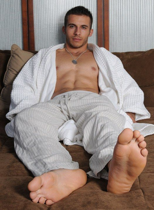 Foot male photo sexy
