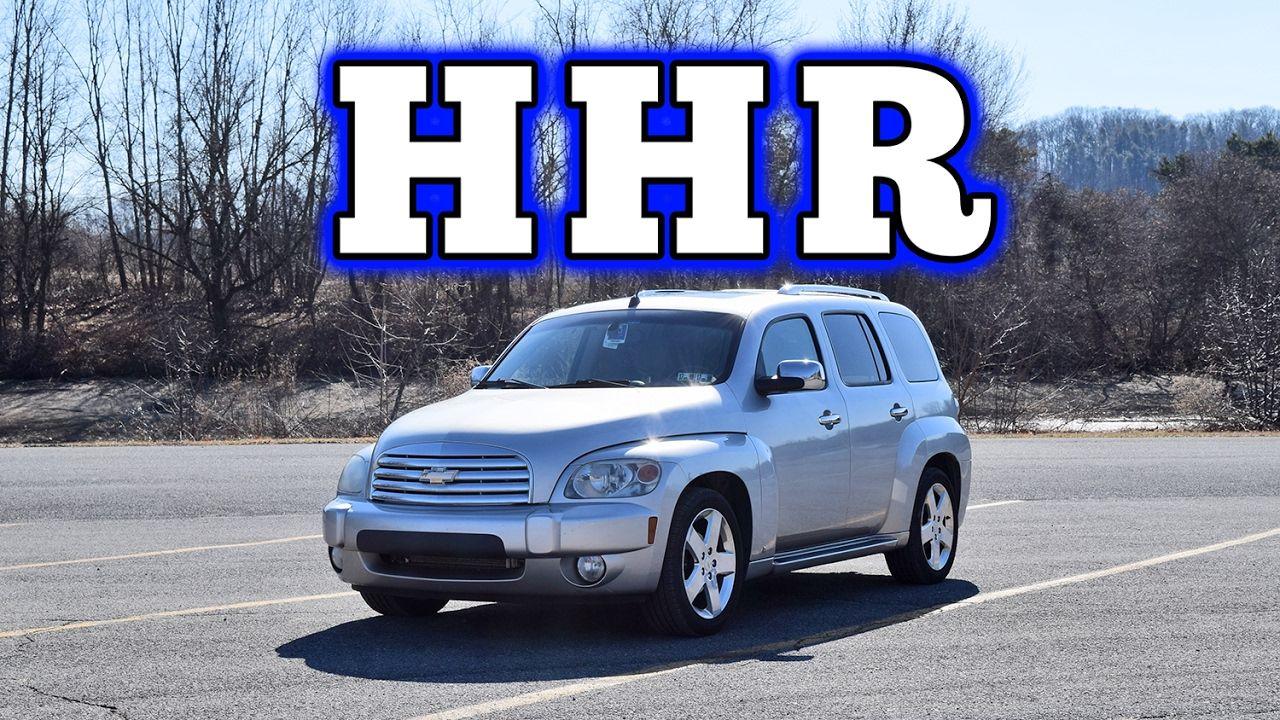 2006 Chevrolet Hhr Lt Regular Car Reviews In 2020 Chevy Hhr Chevrolet Car