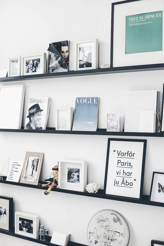 Interiors Scandinavian Style Dust Jacket Ideen Dekoration Wohnung Fotowand Ideen