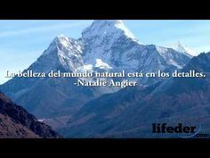 65 Bonitas Citas sobre la Naturaleza