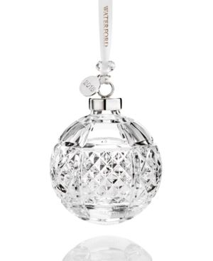 Waterford Crystal Christmas Ornaments.2019 Crystal Ornament Collection In 2019 Products