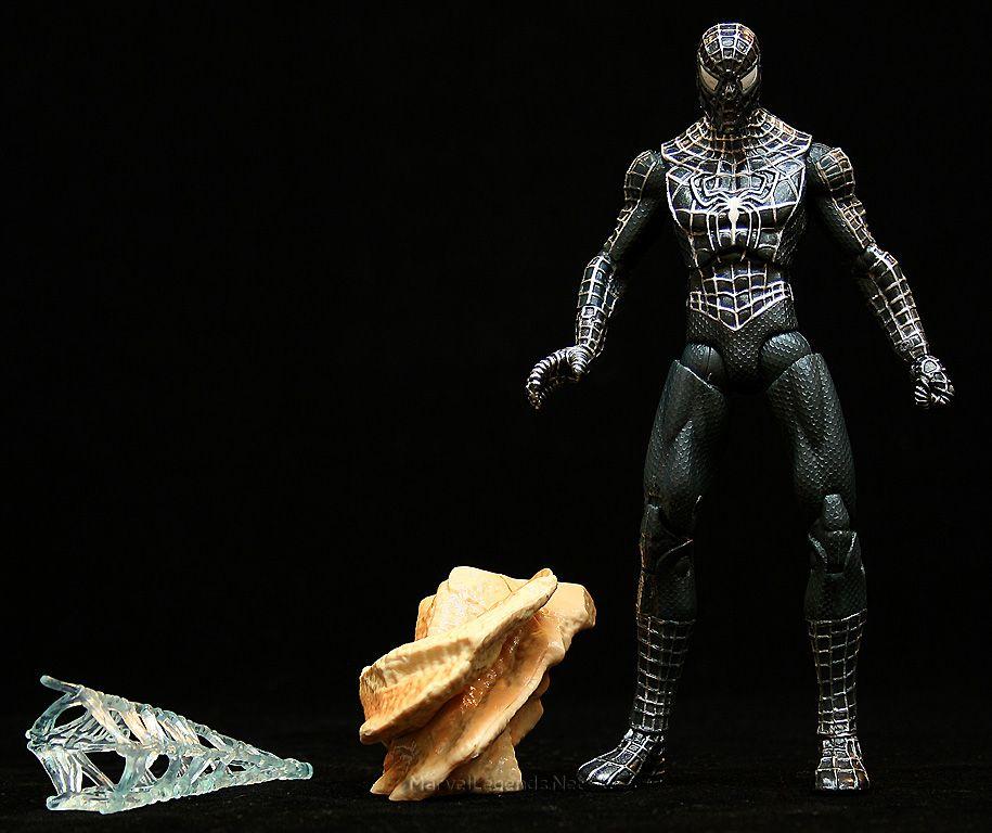 Marvel Legends Sandman Series Movie Symbiot Spider-Man ...