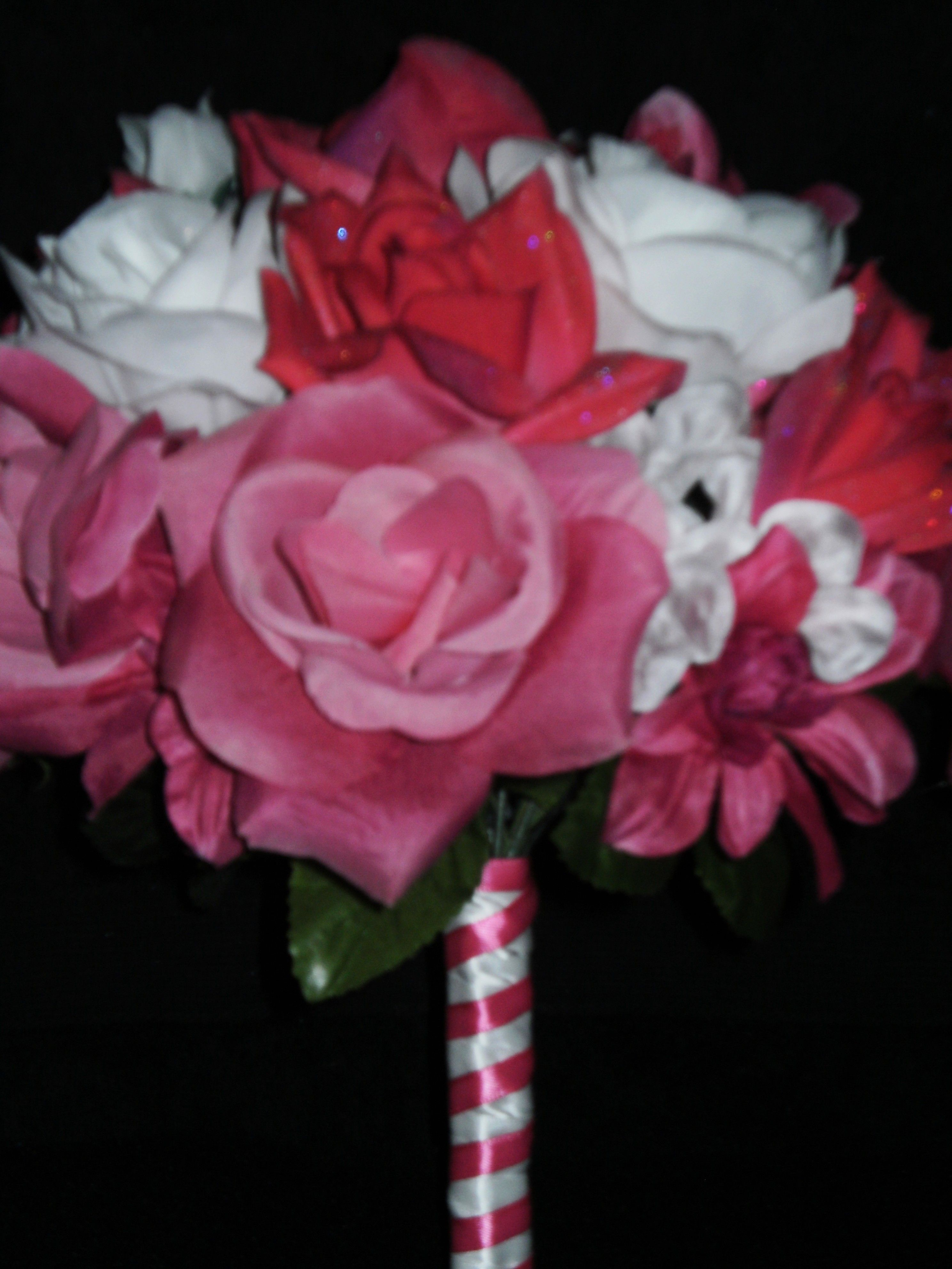 $20 for this beautiful silk flower bouquet...and many others. | Must ...