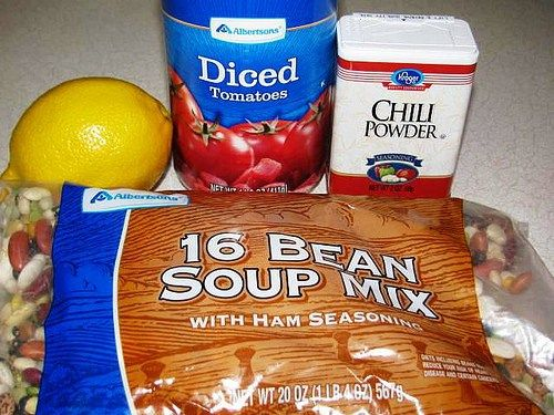 Slowcooker Ham Amp 16 Bean Soup This Is Mom Haaser Recipe