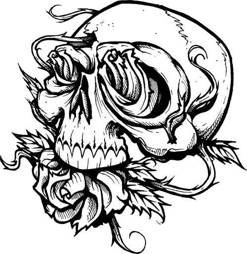 25 Tatuajes para Elegir | Calaveras y Diablitos Invaden mi corazon ...