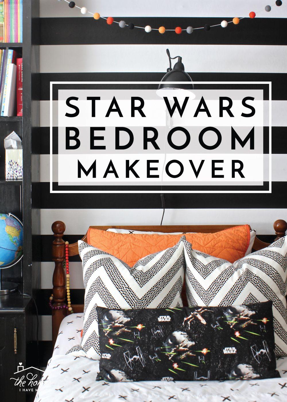 A Star Wars Bedroom Makeover images
