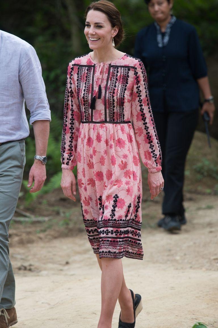 52 x dat Kate Middleton er geweldig uitzag in een casual outfit ...