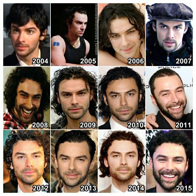 The Evolution of: Aidan Turner