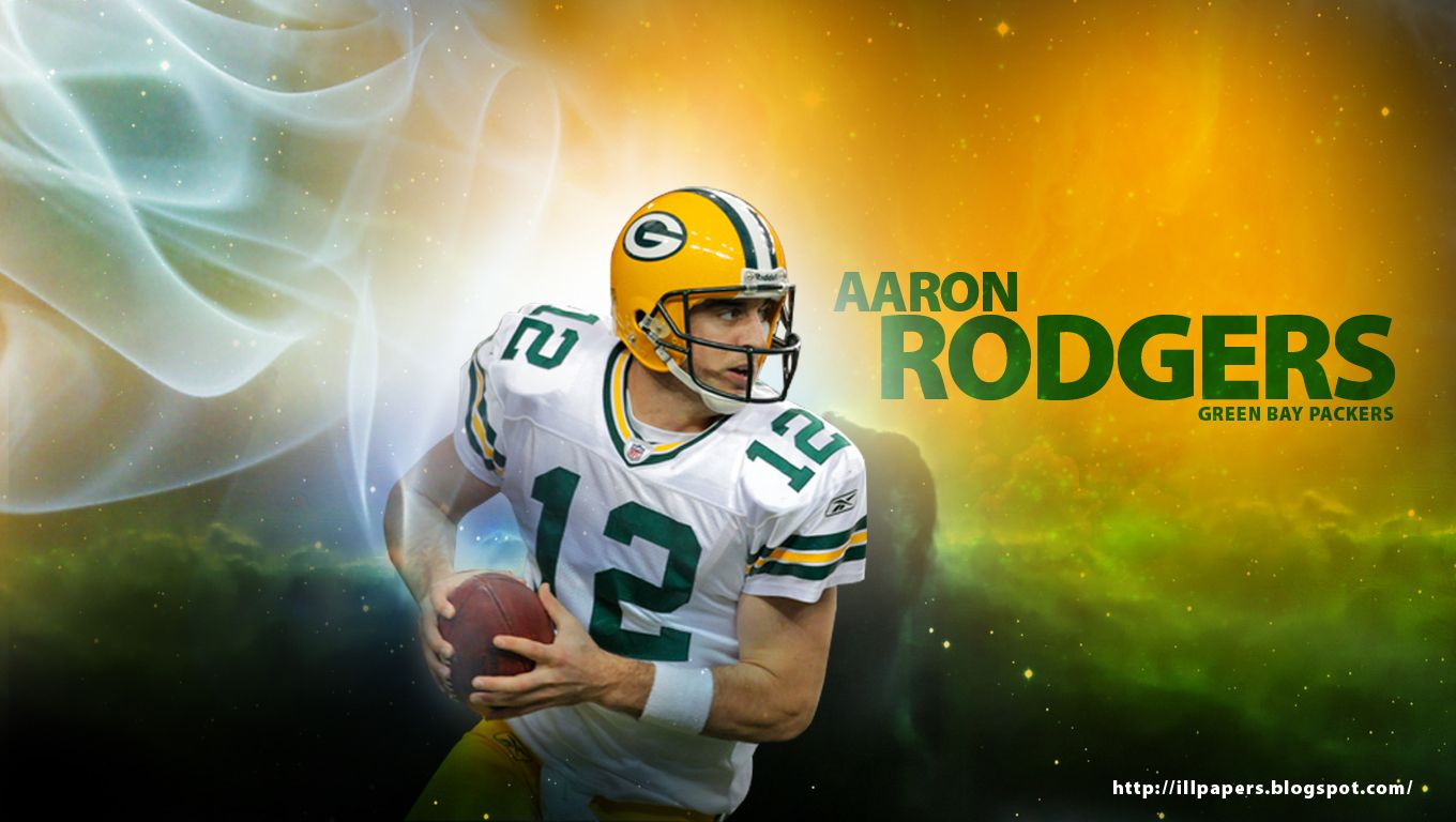 Aaron Rodgers Green Bay Packers Wallpaper Rodgers Green Bay Green Bay