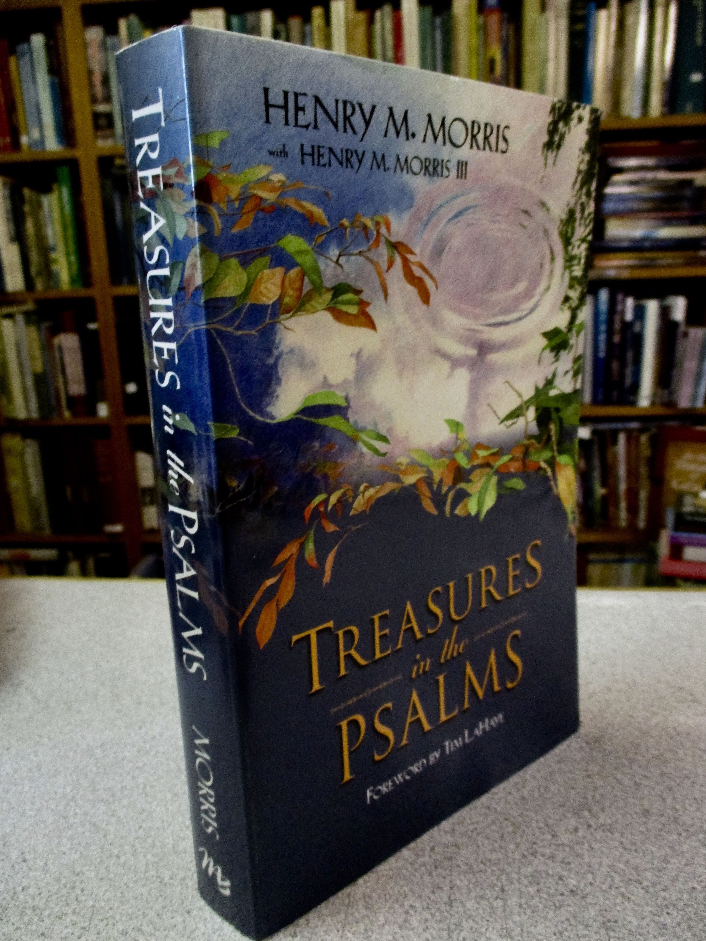 TREASURES In The PSALMS by Henry M Morris - Devotional ...