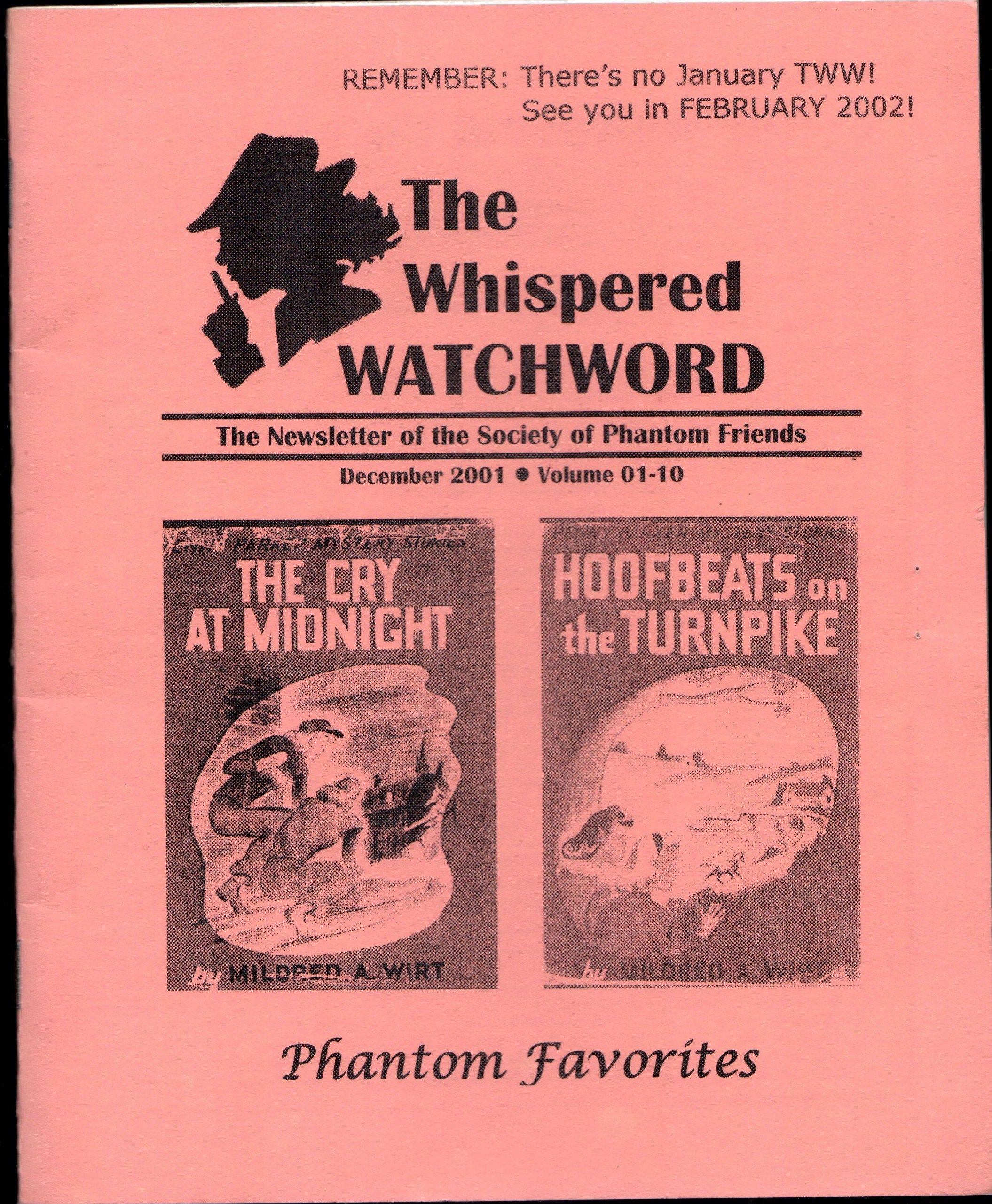 February 2002 the whispered watchword first time read
