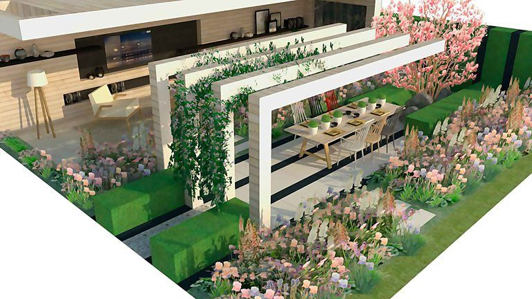 BBC Two  RHS Chelsea Flower Show  The LG Smart Garden