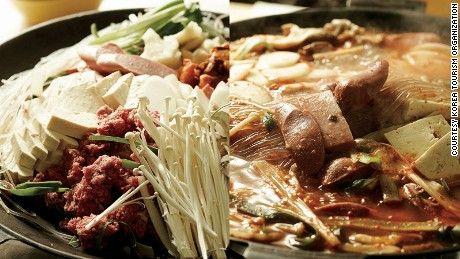 Food map: Eat your way around South Korea  - CNN.com