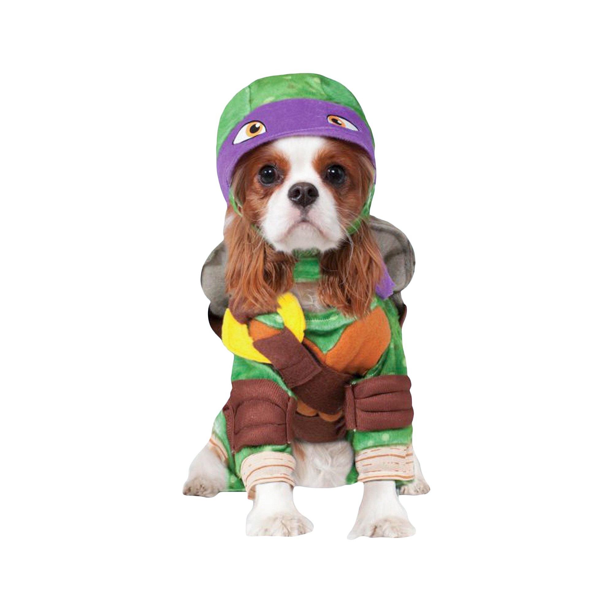 Halloween Teenaged Mutant Ninja Turtles Donatello Dog Costume