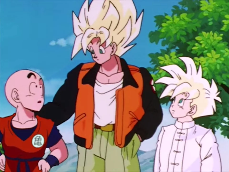 Inspo Goku Lookin Nice Before The Cell Games Streetwear Goku Outfit Anime Dragon Ball Anime