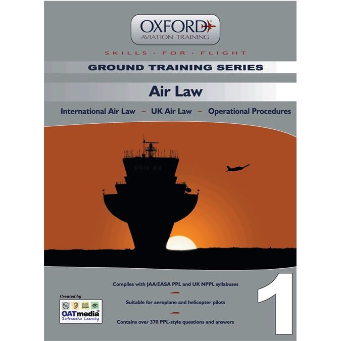 Oxford PPL Manual 1 Air Law Pilot training, Aviation