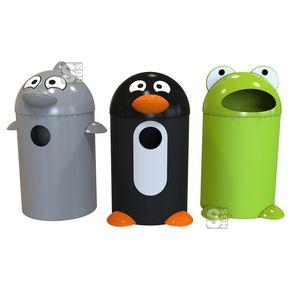 Abfallbehalter P Bins 106 Aus Kunststoff Abfallsysteme