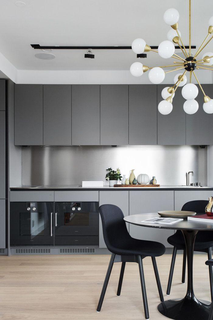 Épinglé par Kyra Holland sur kitchens Pinterest Deco parquet