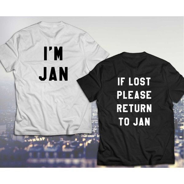If lost return to Babe I am Babe His and Her funny heather grey T-shirts set