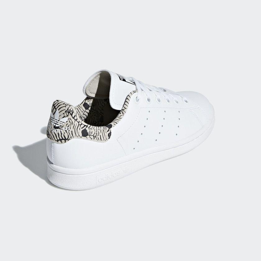 Chaussure Stan Smith Ftwr White Ftwr White Core Black