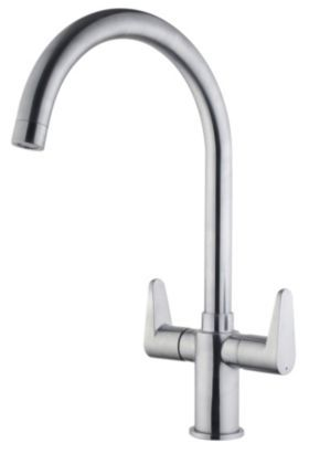 Cooke And Lewis Kitchen Sinks Cooke lewis tone stainless steel monobloc tap 0000005257973 my cooke lewis tone stainless steel monobloc tap 0000005257973 workwithnaturefo