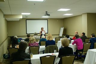 """Tracy Krauss - """"Expression Express"""": A Few Fall Conference Pictures"""