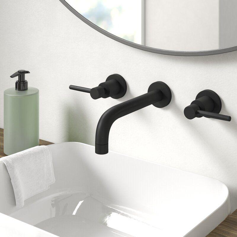 Rotunda Wall Mount Bathroom Faucet Wall Mount Faucets Bathroom