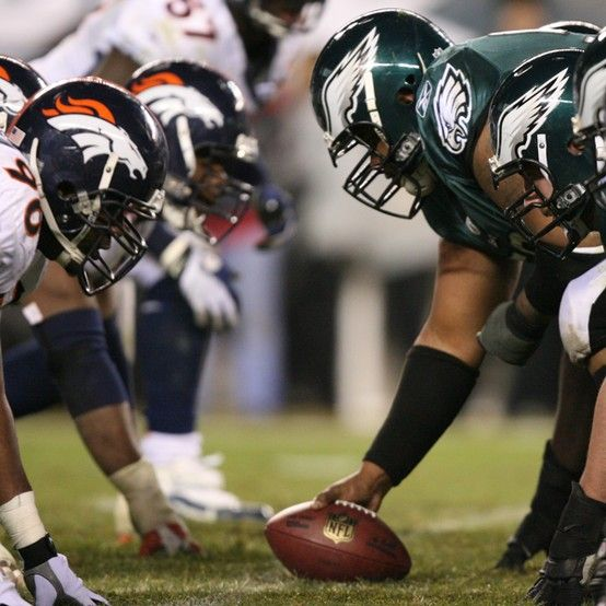 2013 Week 4: 9/29, #Eagles start a three-game road trip at #Broncos. #grindandshine