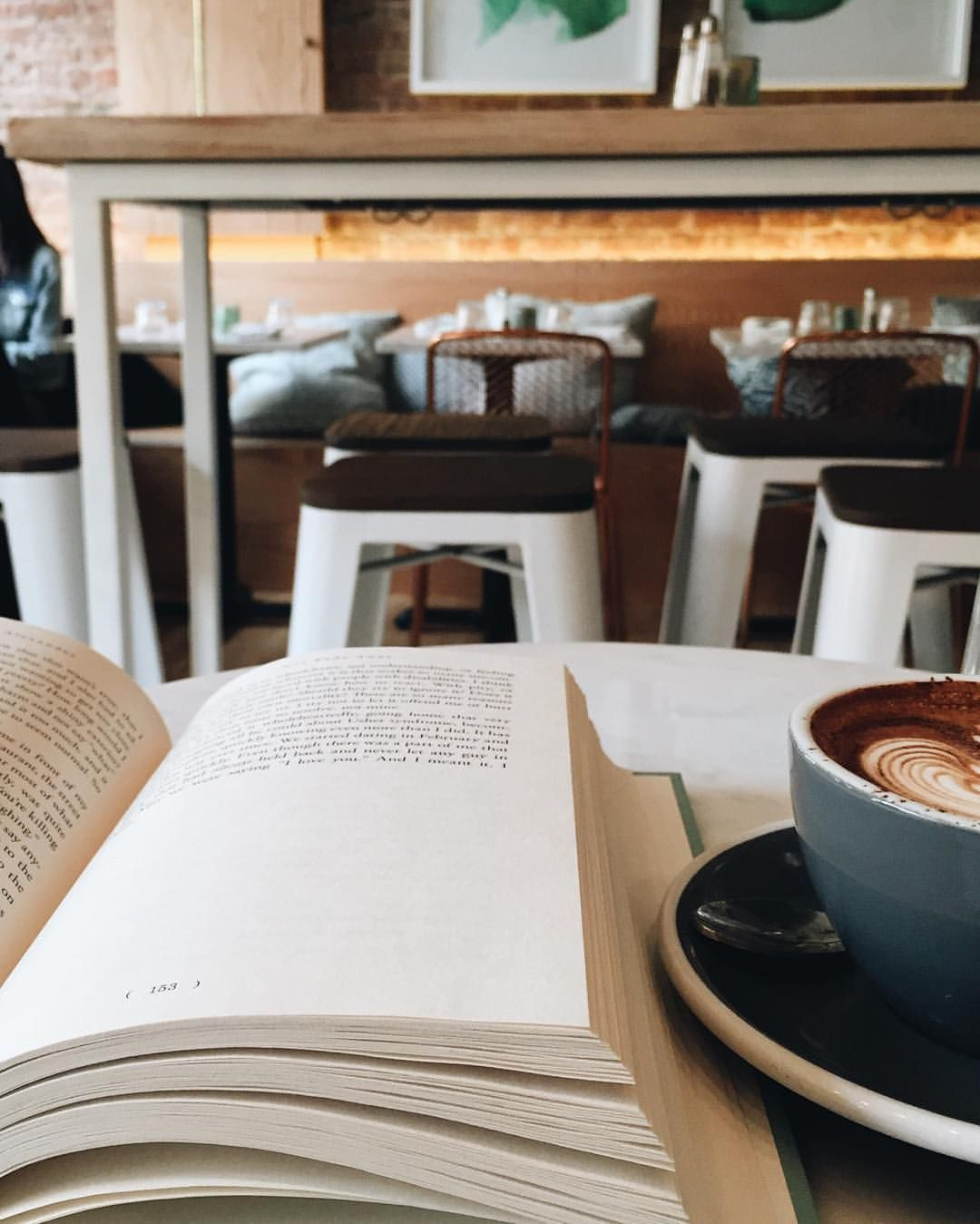 Pinterest chestnutrd Coffee and books, Book aesthetic