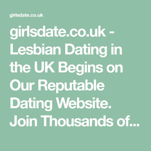 dating websites lesbian uk